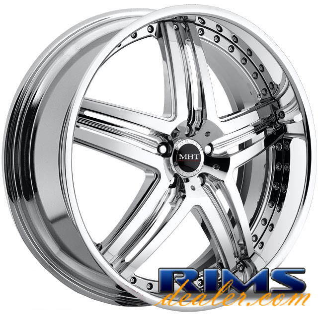 Pictures for MHT Forged ILLUSION chrome