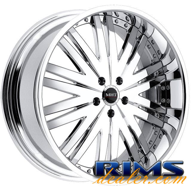Pictures for MHT Forged MANHATTAN chrome