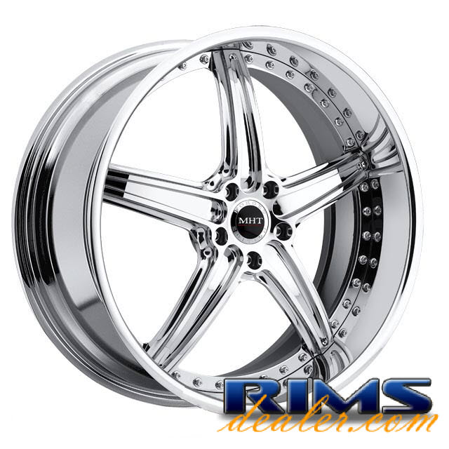 Pictures for MHT Forged SPRINT chrome