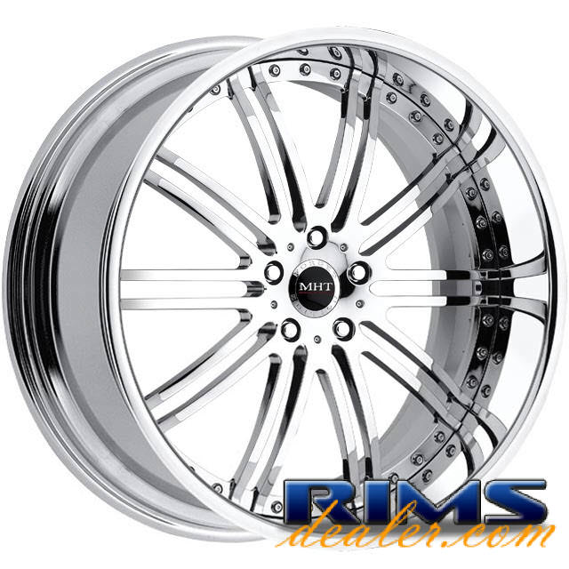 Pictures for MHT Forged VENDETTA chrome