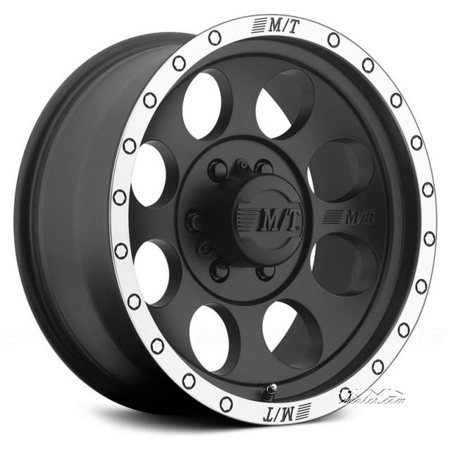 Pictures for MICKEY THOMPSON CLASSIC BAJA LOCK Machined w/ Black