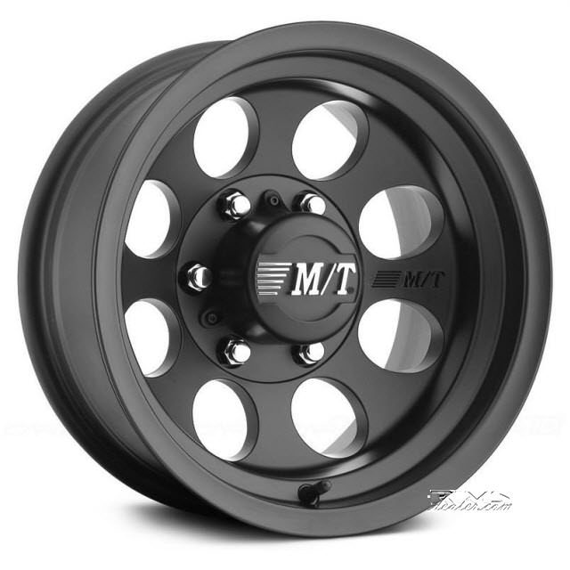 Pictures for MICKEY THOMPSON  OFF-ROAD CLASSIC III BLACK Black Flat