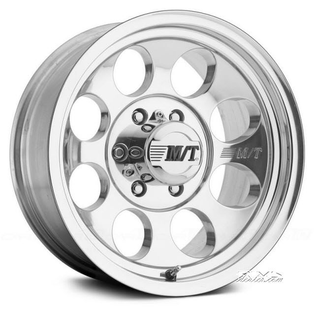 Pictures for MICKEY THOMPSON  OFF-ROAD CLASSIC III POLISHED Polished