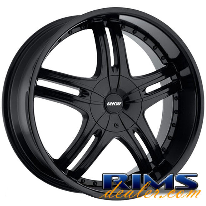 Pictures for MKW M105 black gloss