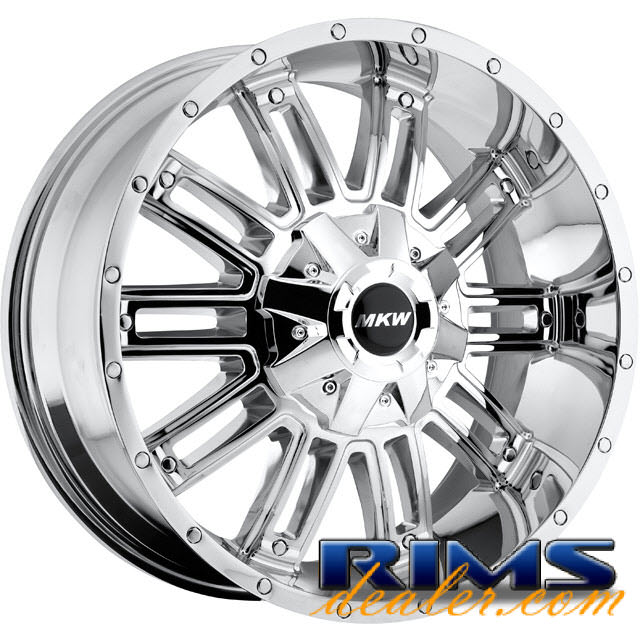 Pictures for MKW M80 chrome