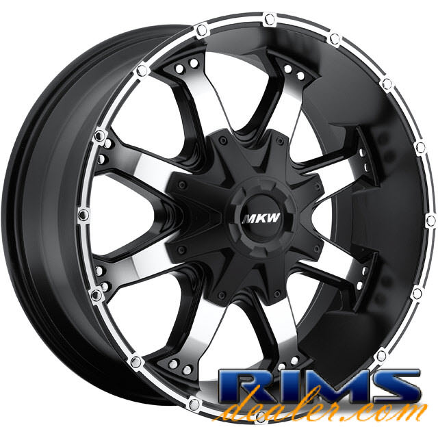 Pictures for MKW M83 machined w/ black
