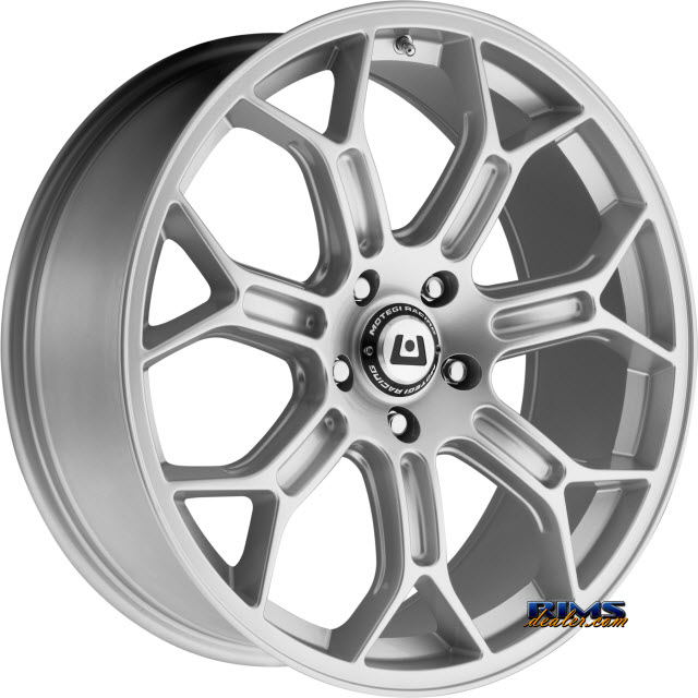 Pictures for Motegi Racing MR120 Techno Mesh S Silver Flat