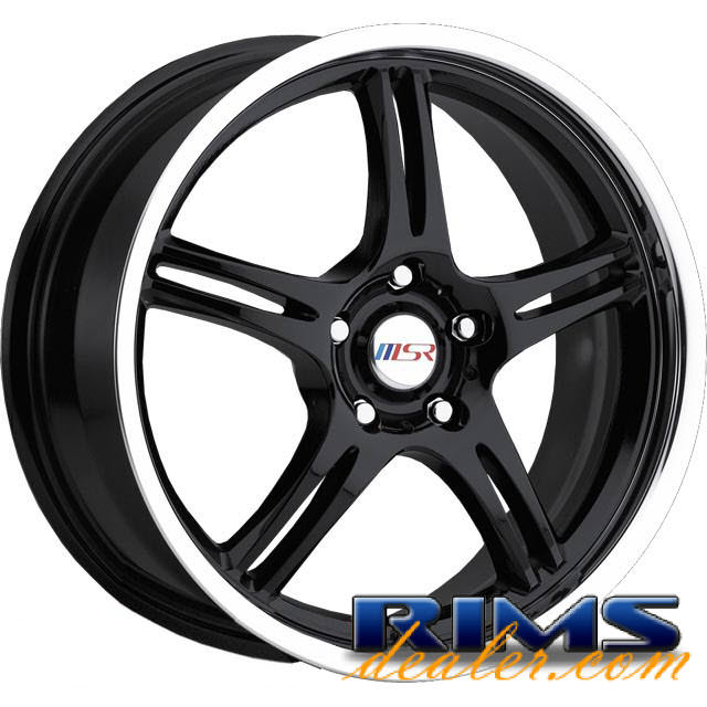 Pictures for MSR Style 044 black gloss