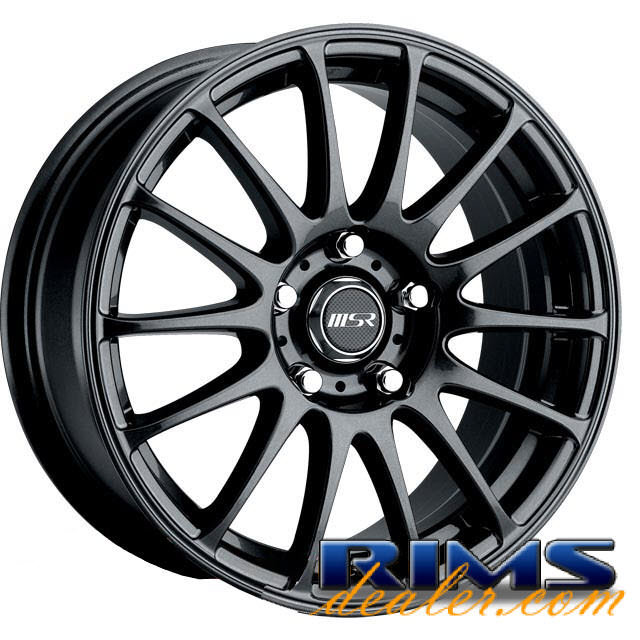 Pictures for MSR Style 068 machined w/ black