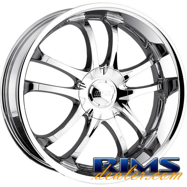 Pictures for MSR Style 085 chrome
