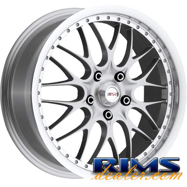 Pictures for MSR Style 103 silver gloss