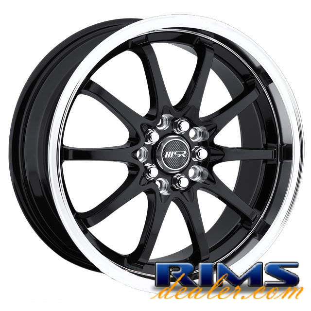Pictures for MSR Style 092 black gloss