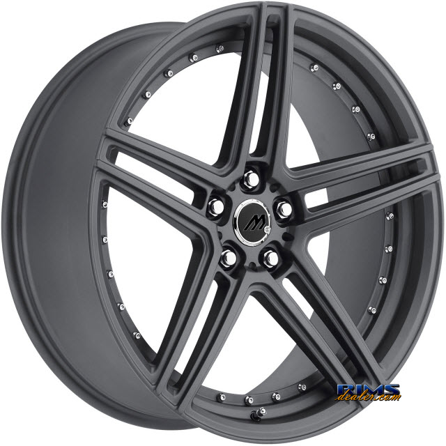 Pictures for Mach MT.2 gunmetal flat