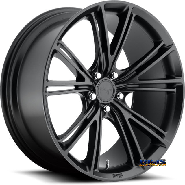 Pictures for NICHE Ritz M144 black flat