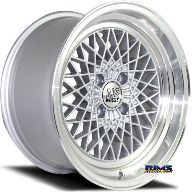 Pictures for NS Drift Wheels DV2 Machined w/ Silver