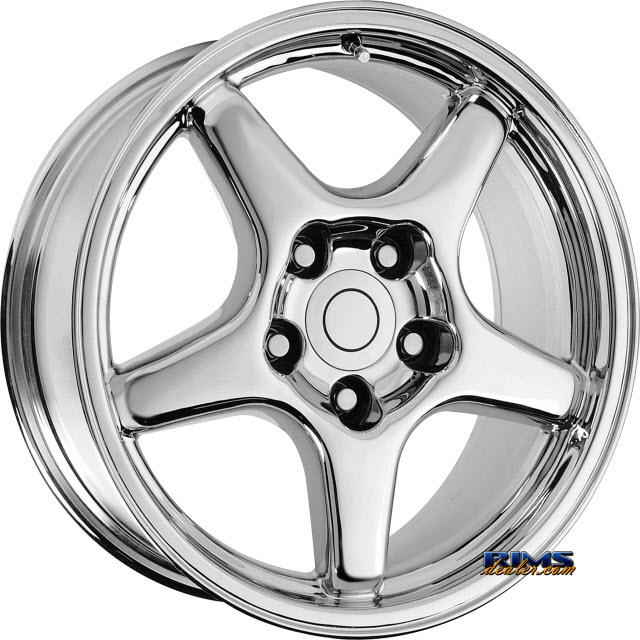 Pictures for OE CREATIONS PR103 CHROME