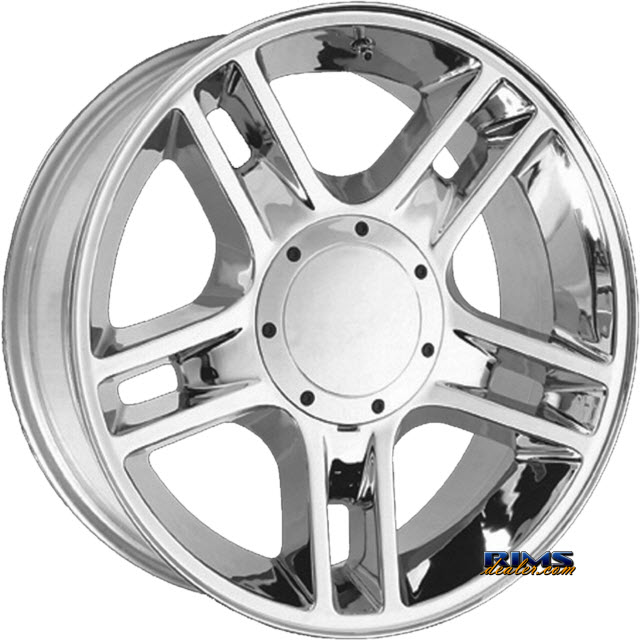 Pictures for OE CREATIONS PR108 CHROME