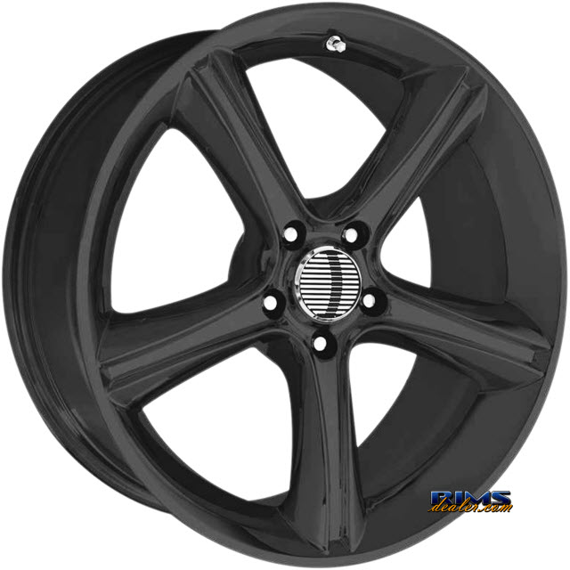 Pictures for OE CREATIONS PR109 Black Gloss