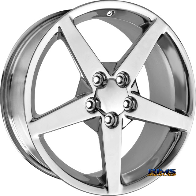 Pictures for OE CREATIONS PR114 CHROME