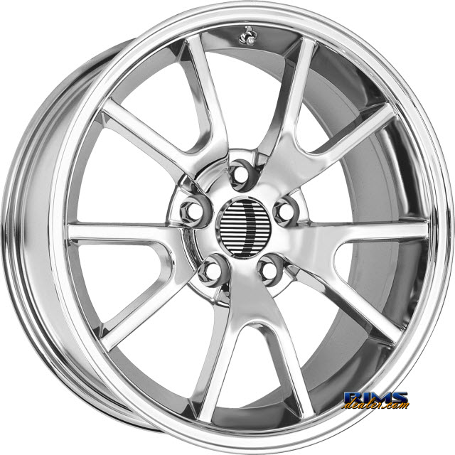 Pictures for OE CREATIONS PR118 CHROME