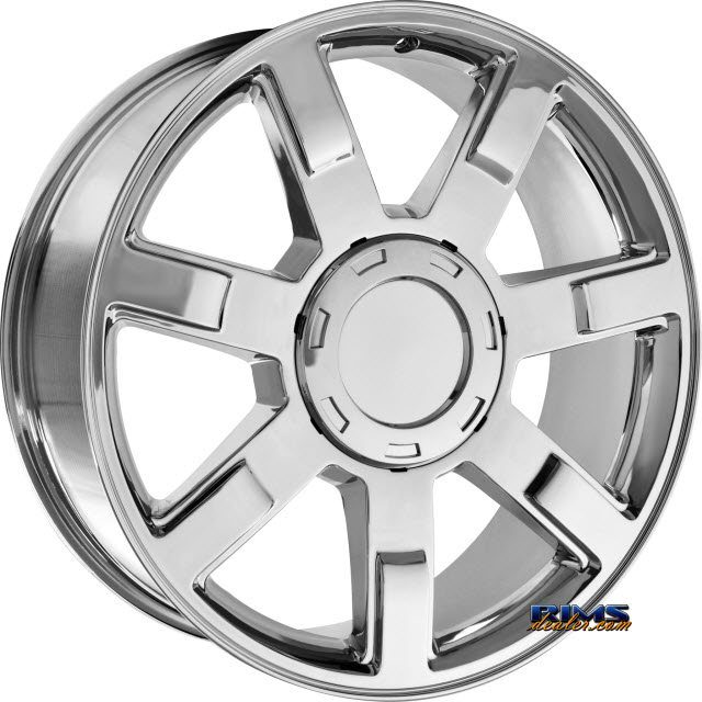 Pictures for OE CREATIONS PR122 CHROME