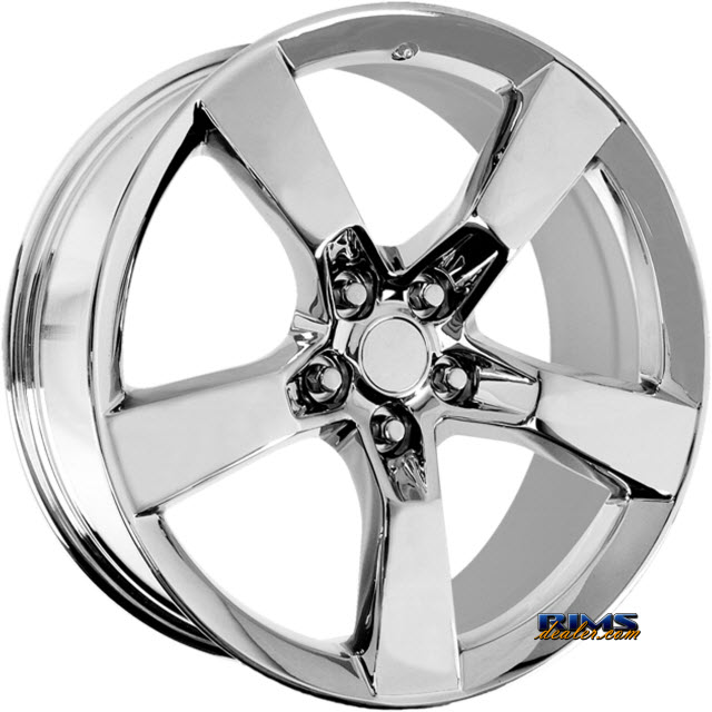 Pictures for OE CREATIONS PR124 CHROME