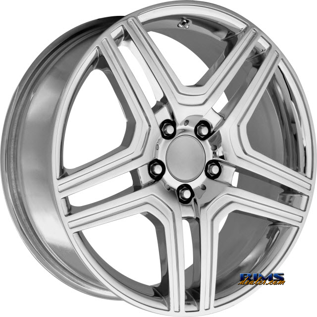 Pictures for OE CREATIONS PR128 CHROME