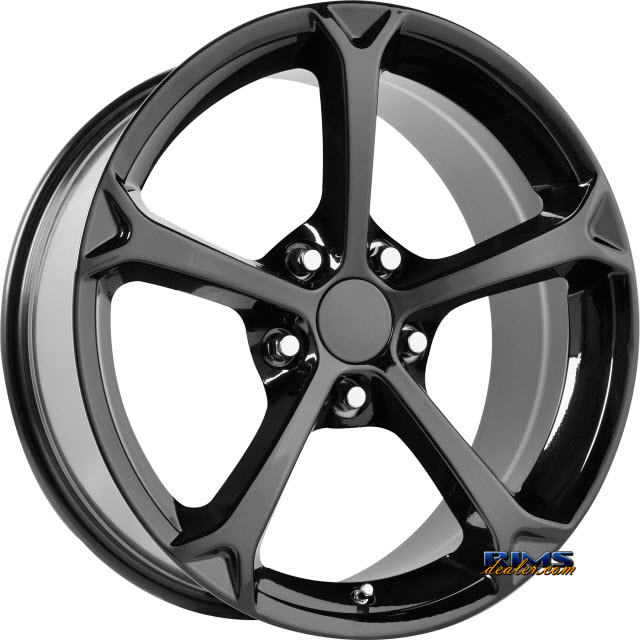 Pictures for OE CREATIONS PR130 Black Gloss
