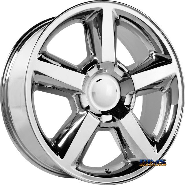 Pictures for OE CREATIONS PR131 CHROME