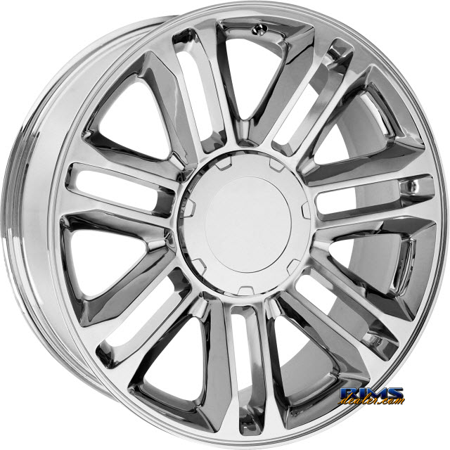 Pictures for OE CREATIONS PR132 CHROME