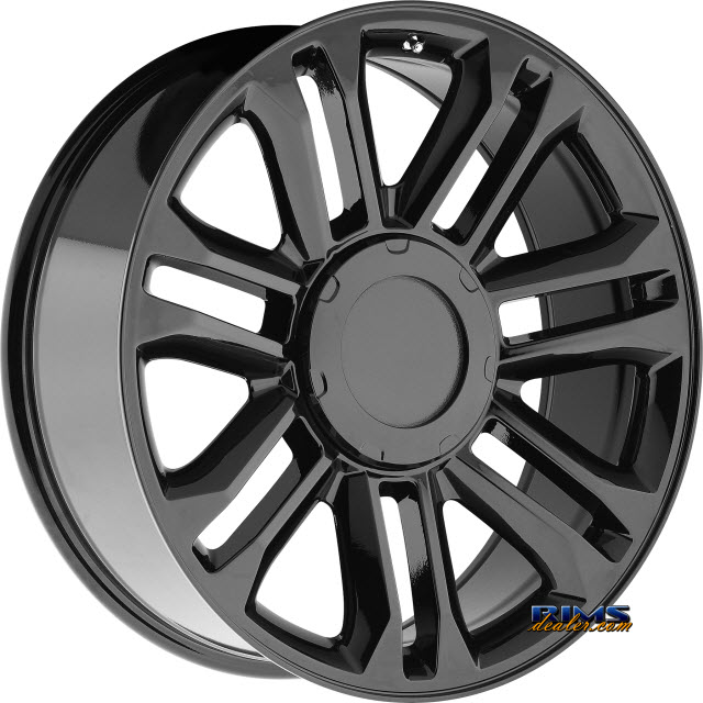 Pictures for OE CREATIONS PR132 Black Gloss