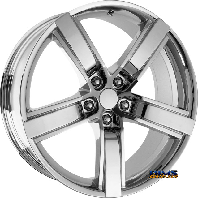 Pictures for OE CREATIONS PR134 CHROME