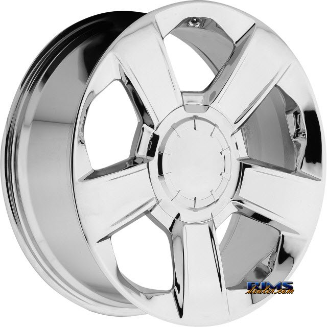 Pictures for OE CREATIONS PR152 CHROME