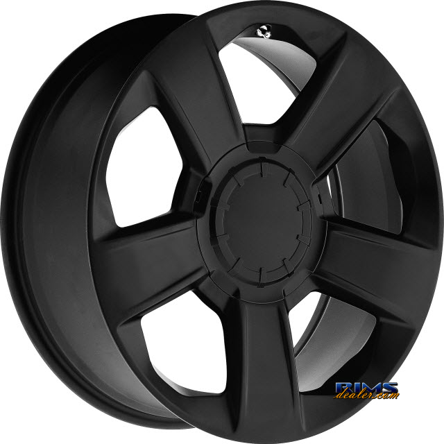 Pictures for OE CREATIONS PR152 SATIN BLACK