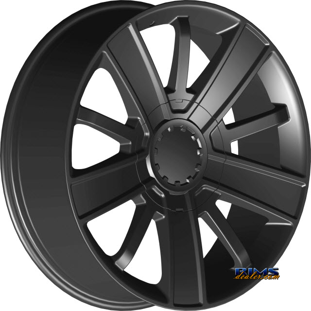 Pictures for OE CREATIONS PR153 SATIN BLACK
