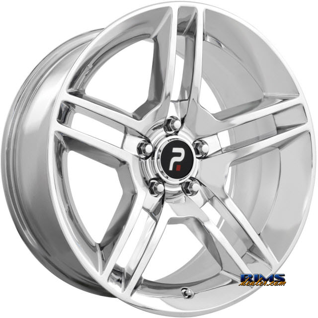 Pictures for OE Performance Wheels 101C PVD Chrome