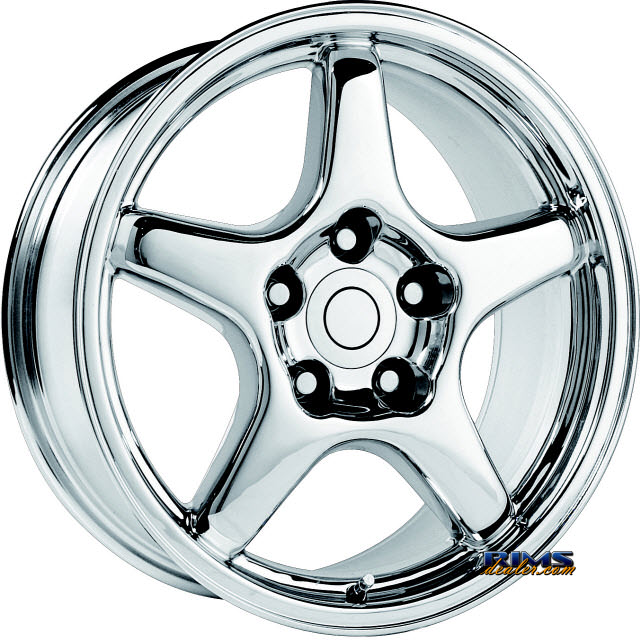 Pictures for OE Performance Wheels 103C PVD Chrome