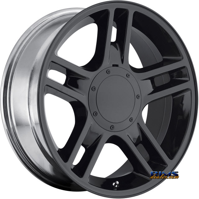 Pictures for OE Performance Wheels 108B Black Gloss