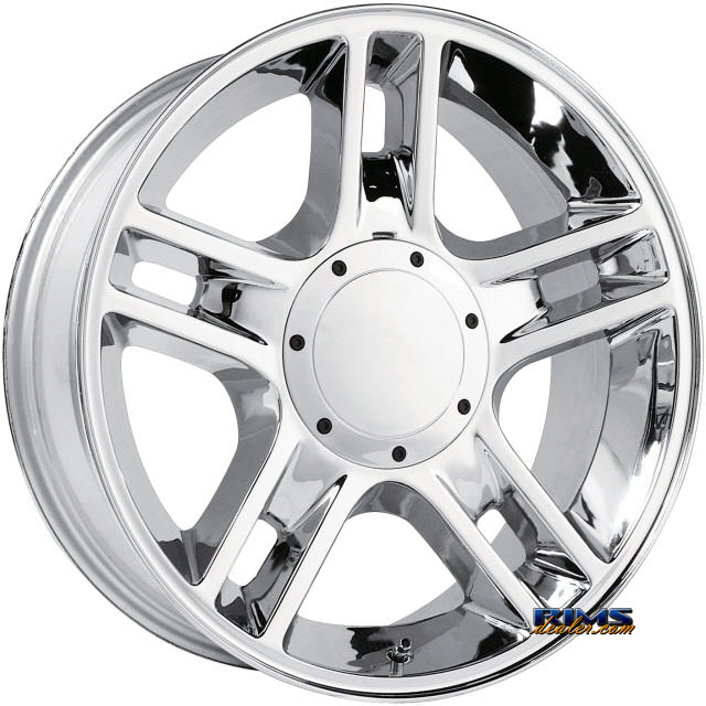 Pictures for OE Performance Wheels 108C PVD Chrome