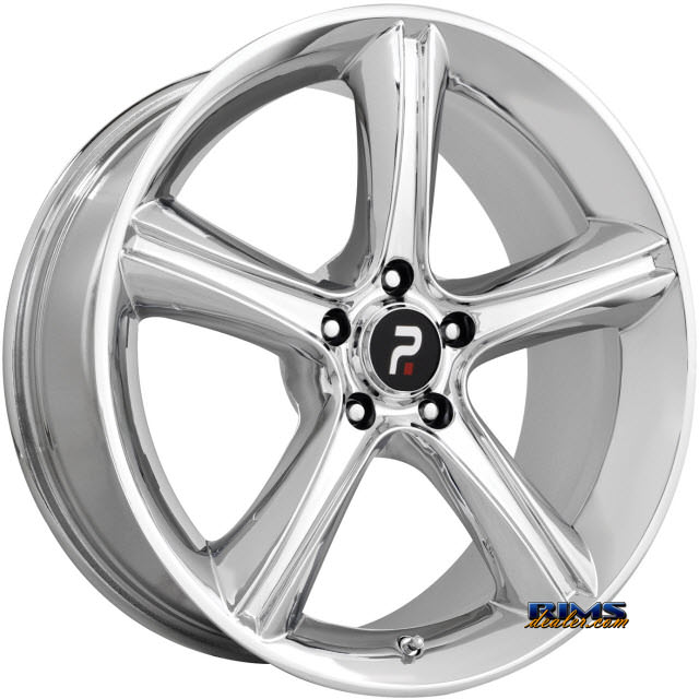 Pictures for OE Performance Wheels 109C PVD Chrome