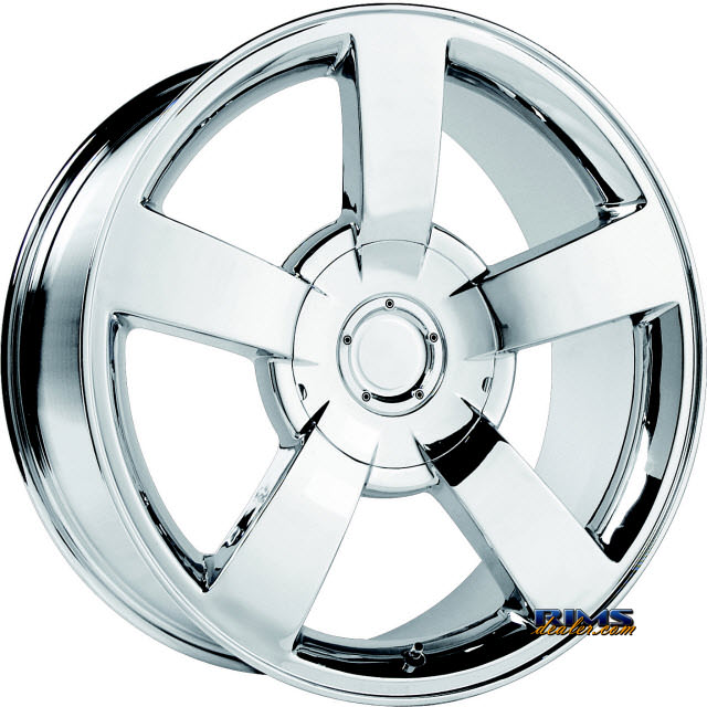 Pictures for OE Performance Wheels 112C PVD Chrome