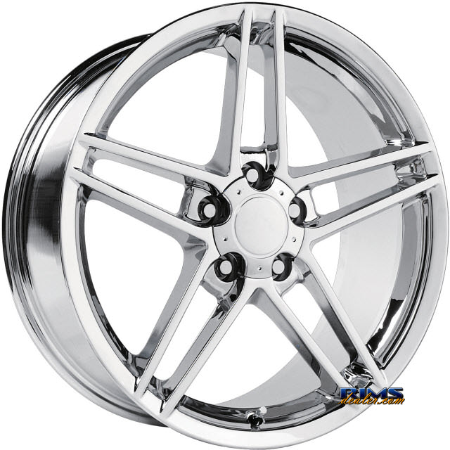 Pictures for OE Performance Wheels 117C PVD Chrome