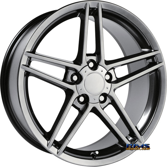 Pictures for OE Performance Wheels 117H Hypersilver