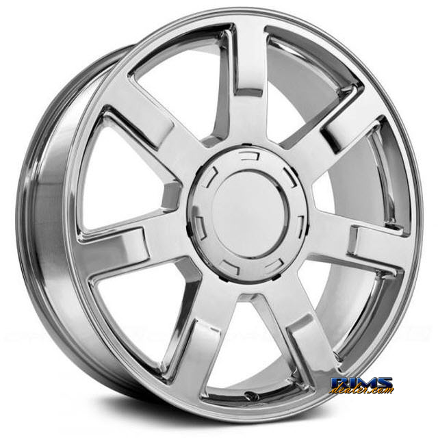 Pictures for OE Performance Wheels 122C PVD Chrome