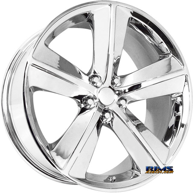 Pictures for OE Performance Wheels 123C PVD Chrome