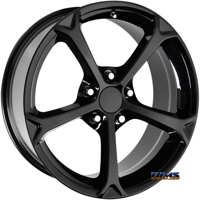Pictures for OE Performance Wheels 130B Black Gloss