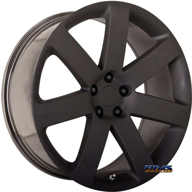 Pictures for OE Performance Wheels 138MB Black Flat