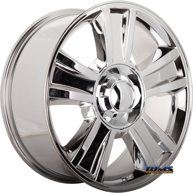 Pictures for OE Performance Wheels 143C PVD Chrome