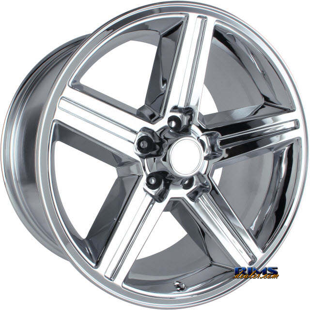 Pictures for OE Performance Wheels 148C PVD Chrome