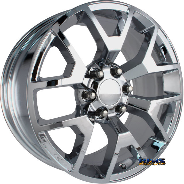 Pictures for OE Performance Wheels 150C PVD Chrome